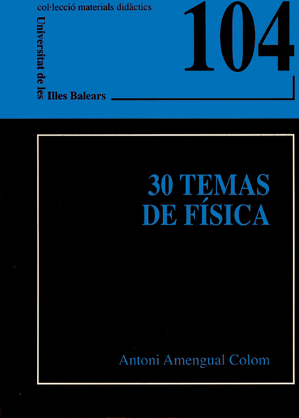 30 TEMAS DE FÍSICA.