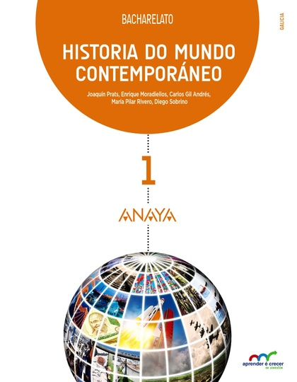HISTORIA DO MUNDO CONTEMPORÁNEO..
