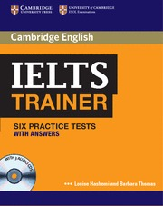 IELTS TRAINER SIX PRACTICE TEST WITH ANSWERS