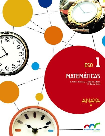 MATEMÁTICAS 1º ESO ANDALUCÍA 16.
