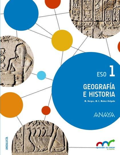 GEOGRAFIA HISTORIA 1ºESO ANDALUCIA 16.