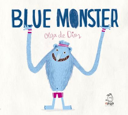 BLUE MONSTER.