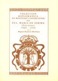 COLECCIÓN DIPLOMÁTICA MOSTEIRO STA.MARÍA DE OSIERA,OURENSE.