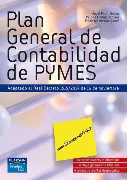 Plan general de contabilidad para pymes