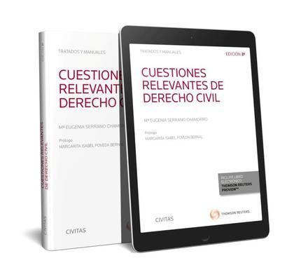 CUESTIONES RELEVANTES DE DERECHO CIVIL PARA EL COMERCIO.