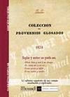 COLECCION DE PROVERBIOS GLOSADOS