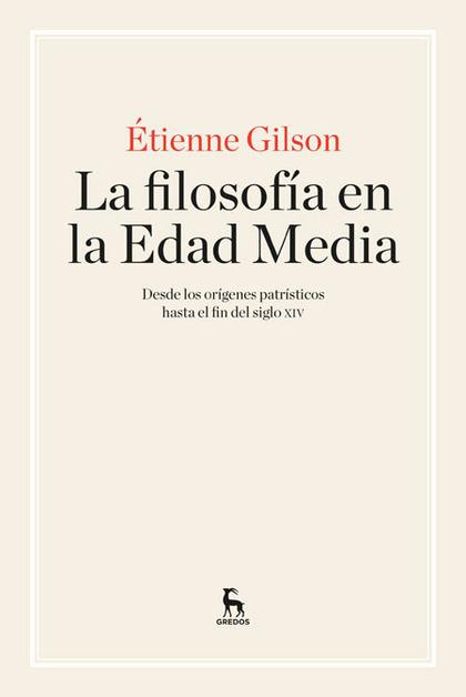 LA FILOSOFÍA EN LA EDAD MEDIA.