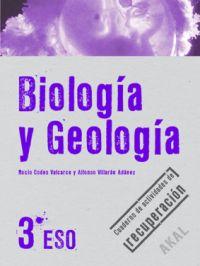 BIOLOGÍA Y GEOLOGÍA, 3 ESO