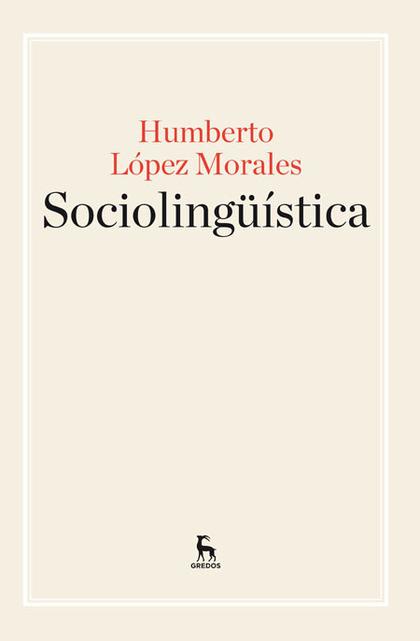 SOCIOLINGÜÍSTICA.
