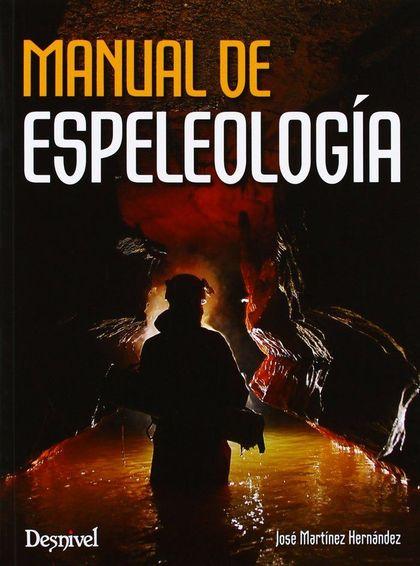 MANUAL DE ESPELEOLOGÍA