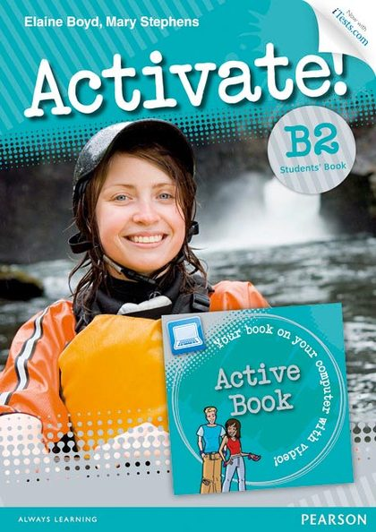 ACTIVATE B2 ST. ACCESS CODE ACTIVE BOOK PACK