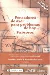 PENSADORES DE AYER PARA PROBLEMAS DE HOY : FILÓSOFOS