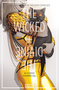 THE WICKED + THE DIVINE 3. SUICIDIO COMERCIAL.