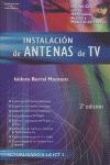 INSTALACIÓN DE ANTENAS DE TELEVISIÓN