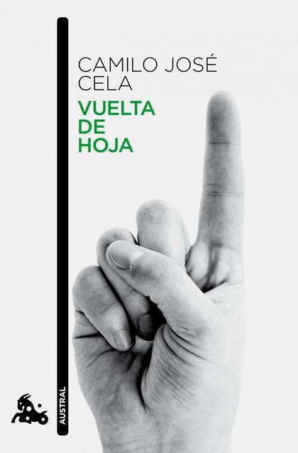 VUELTA DE HOJA.