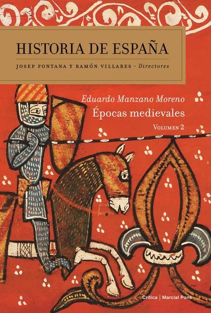 VOLUMEN 2. epocas medievales