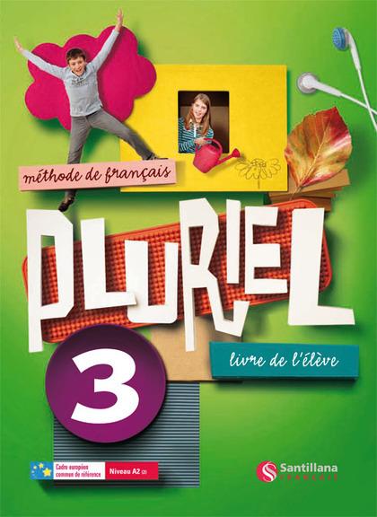 PLURIEL 3 LIVRE DE ELEVE.