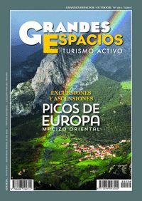 PICOS DE EUROPA MACIZO ORIENTAL, EXCURSIONES Y ASCENSIONES