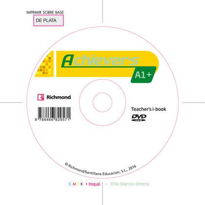 ACHIEVERS INTERN 0 A1+ TCH´S I-BOOK