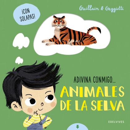 ANIMALES DE LA SELVA.