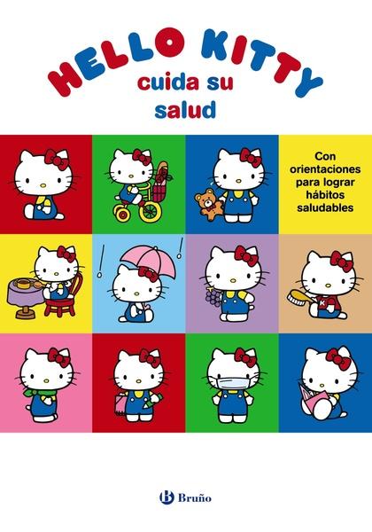 HELLO KITTY CUIDA SU SALUD.