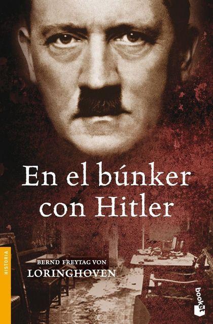 EN EL BÚNKER CON HITLER