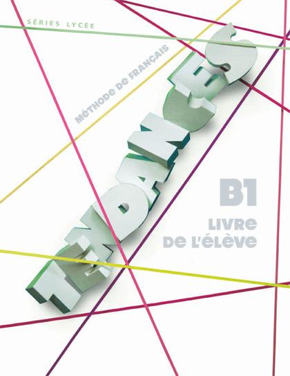 TENDANCES B1 -  ELEVE + DVDR.