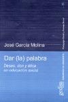 DAR (LA) PALABRA