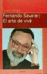 FERNANDO SAVATER ARTE VIVIR