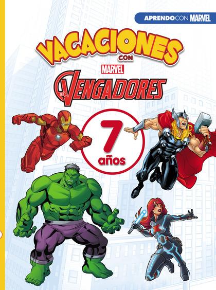 VACACIONES CON MARVEL. 7 AÑOS