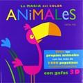 LA MAGIA DEL COLOR. ANIMALES