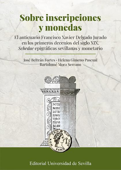 SOBRE INSCRIPCIONES Y MONEDAS                                                   EL ANTICUARIO F