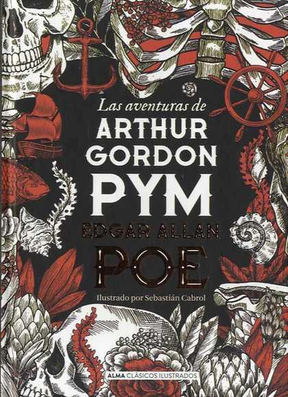 LAS AVENTURAS DE ARTHUR GORDON PYM.