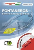TEMARIO VOL. II. OPOSICIONES FONTANEROS SERVICIO ANDALUZ DE LA SALUD. (SAS).