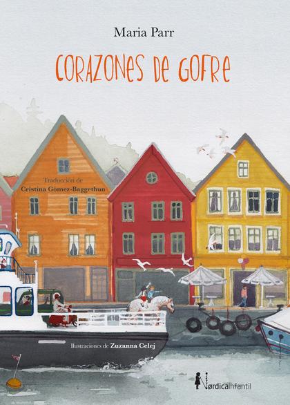 CORAZONES DE GOFRE.