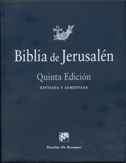BIBLIA JERUSALEN MANUAL 0.