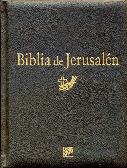 BIBLIA JERUSALEN MANUAL 2.
