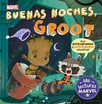 BUENAS NOCHES, GROOT                                                            CON PICTOGRAMAS