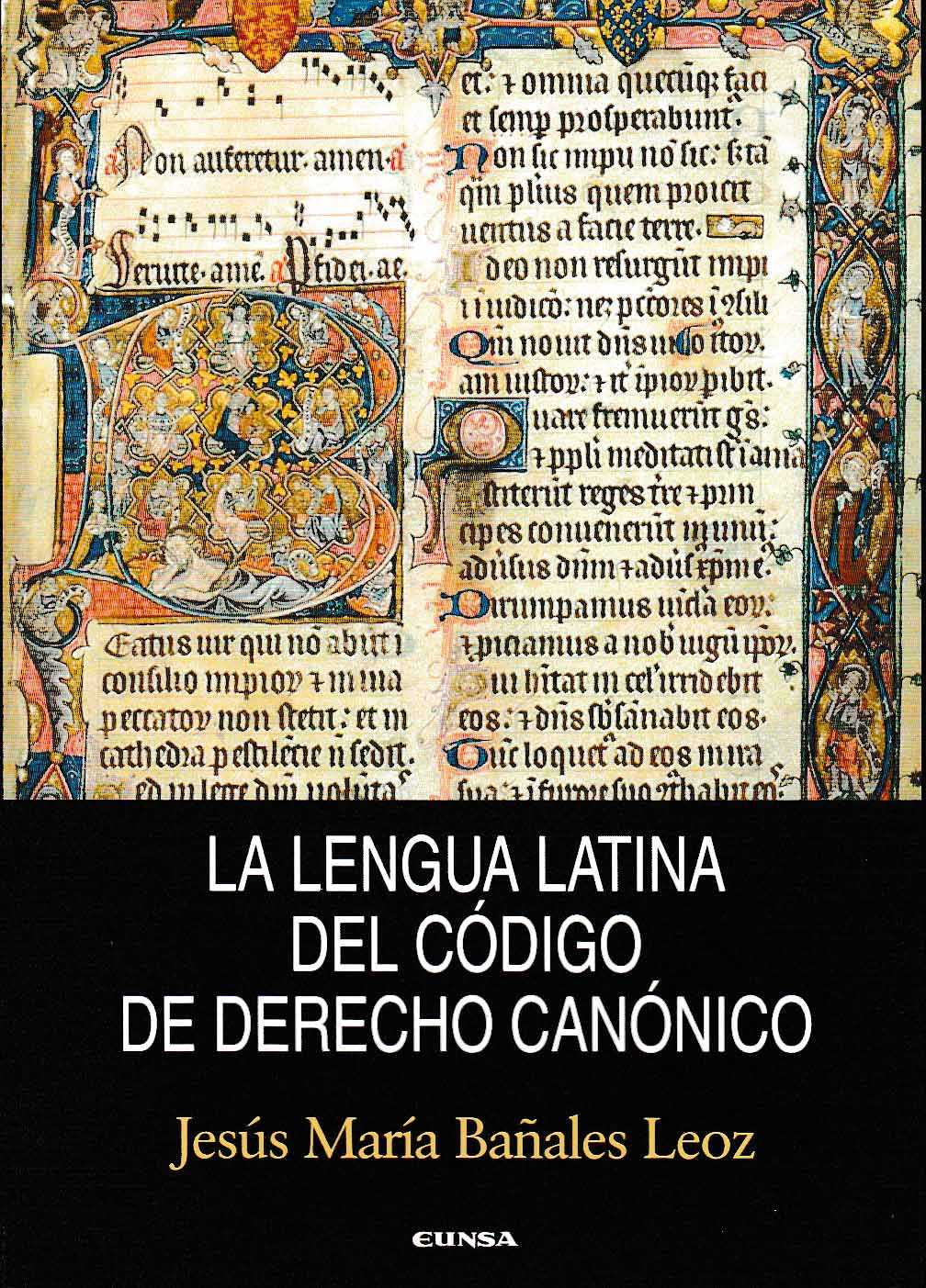 LA LENGUA LATINA DEL CÓDIGO DE DERECHO CANÓNICO