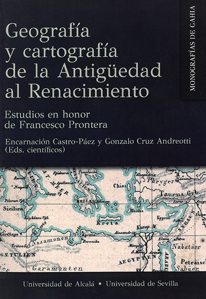 GEOGRAFIA Y CARTOGRAFIA DE LA ANTIGUEDAD AL RENACI