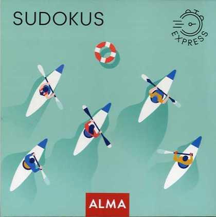 SUDOKUS EXPRESS.