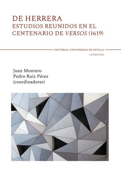 DE HERRERA. ESTUDIOS REUNIDOS EN EL CENTENARIO DE VERSOS (1619)