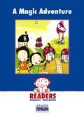 READERS, A MAGIC ADVENTURE, EDUCACIÓN PRIMARIA, 2 CICLO