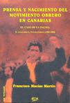 PRENSA Y NACIMIENTO DEL MOVIMIENTO OBRERO EN CANARIAS