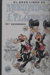 EL GRAN LIBRO DE MORTADELO Y FILEMÓN: 50 ANIVERSARIO
