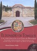 DONADIO DE TOMILLOS Y SU VINCULACION A LA CASA BENAMEJI
