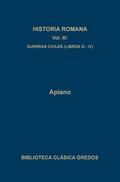 HISTORIA ROMANA III. GUERRAS CIVI. EBOOK.