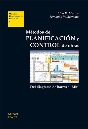 MÉTODOS DE PLANIFICACIÓN Y CONTROL DE OBRAS.