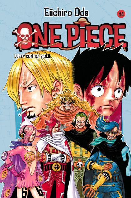 ONE PIECE Nº 84.