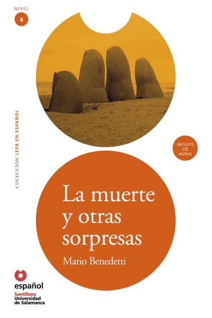 LA MUERTE Y OTRAS SORPRESAS, LEER EN ESPAÑOL, NIVEL 4